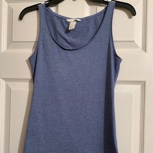 Slate blue tank top - Like new